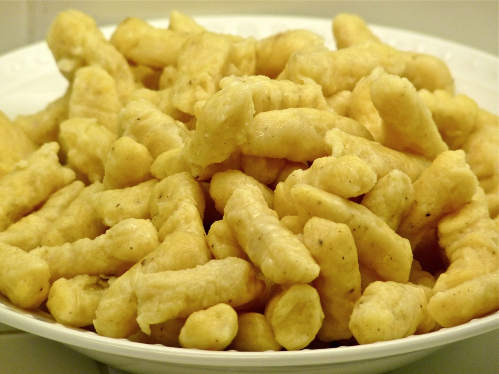 Potato Gnocchi   Enjoy Fun Family Food