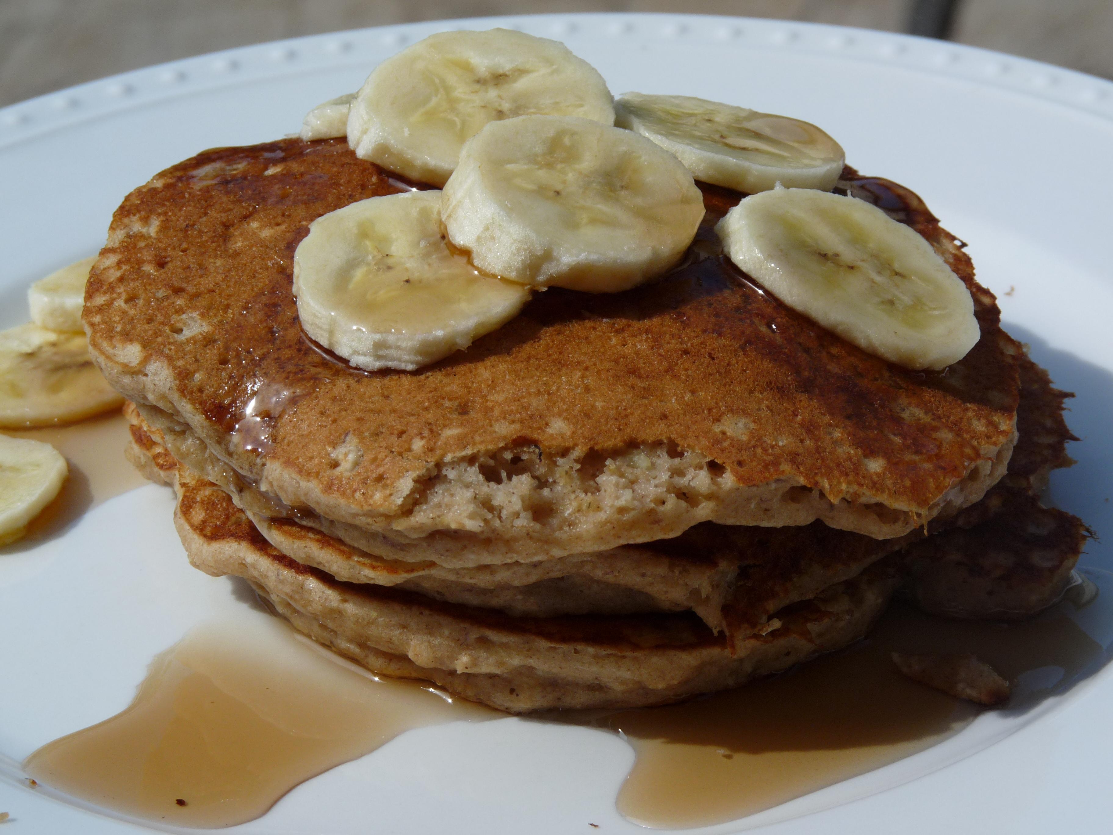 Banana Pancakes I Recipes — Dishmaps