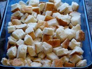 Bread for Bread Pudding