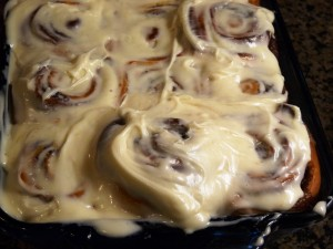 Old FAshioned Cinnamon Rolls